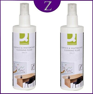 Whiteboard & Surface Cleaner 250Ml Spray - Great Product & Price + Free P&p!