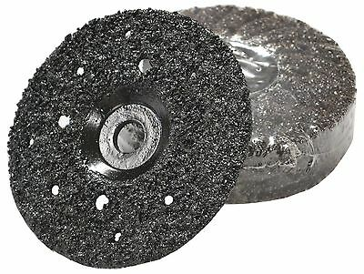 "4.5"" #16 Grit Silicon Carbide Discs (5 Pack)"