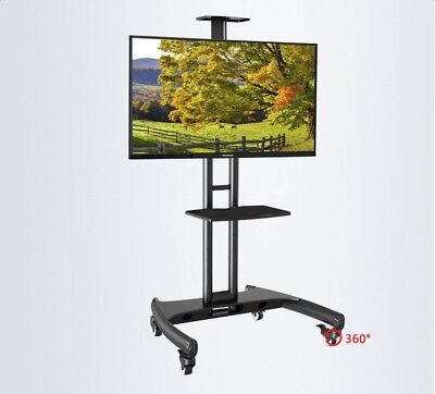 AVA1500-60-1P  LCD LED Plasma TV Trolley,TV-Ständer,mobil TV-Wagen, Standfuß