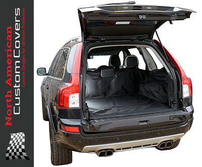 VOLVO XC90 CARGO LINER TRUNK MAT DOG GUARD - TAILORED - 2002 to 2014 {032}