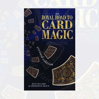 Jean Hugard The Royal Road to Card Magic Paperback Brand New 9780572029180