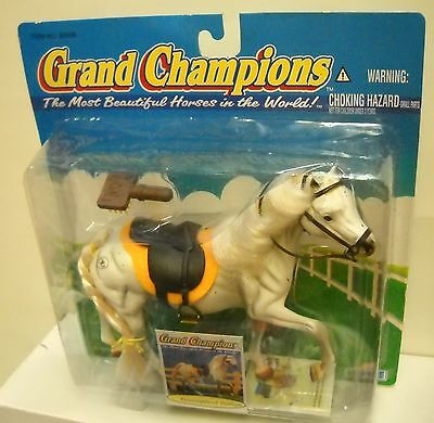 #9109 NOC Vintage EMPIRE Grand Champion Horses Thoroughbred Stallion
