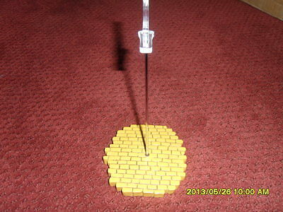 Yellow Brick Road Wizard of Oz Doll Stand by Tonner