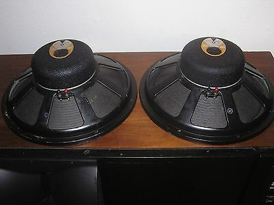 JBL 136A Woofers Pair  from L300