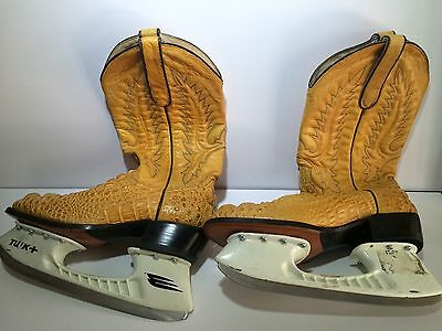 Cowboy Boot Skates (one of a kind item!)