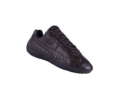 Puma Speed cat Leather Classence Trainers Black