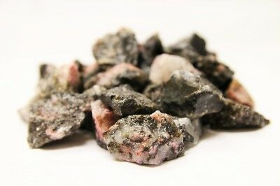 Rough Rhodonite 1/2 lb Lot Zentron™ Crystals