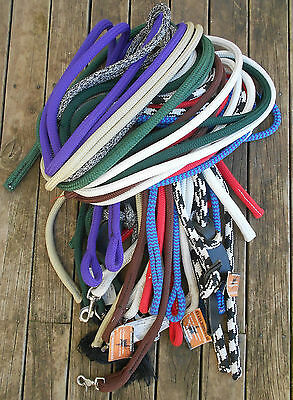 Workshop Clearance 6 & 7 Ft Split Rope Reins Professionally Made Save $$$$