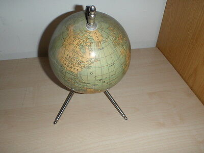 Bola Del Mundo Antigua / Old World Ball