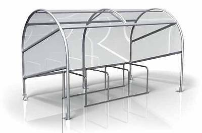Bike Shelter Large Super Protection all weather conditions Bike Shed Cycle rack