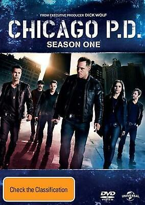 Chicago P.D.: Season 1 - DVD Region 4 Free Shipping!