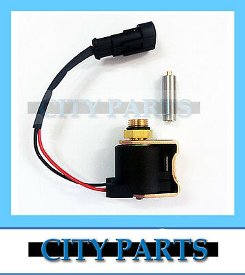 Brand New Ford Falcon Au Ba Bf Fg Vialle Lpg Gas Converter Solenoid With Plunger