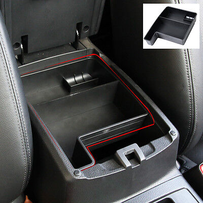 Newest Car Armrest Box Secondary Storage Box For 2014-2015 Nissan Rogue X-Trail