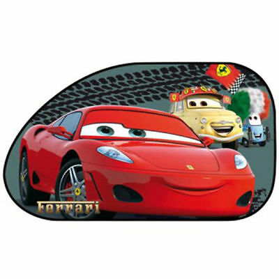 Disney CARS Kids Children Car Window Sun Shades 65x38 EXTRA LARGE