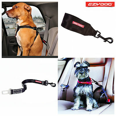 EZYDOG Car Seat Attachment CLICK IN & LOOP Belt Restraint Car Safety -FREE UK PP