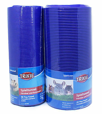 Extendable Play Tunnel for rats, degus, chinchillas and ferrets