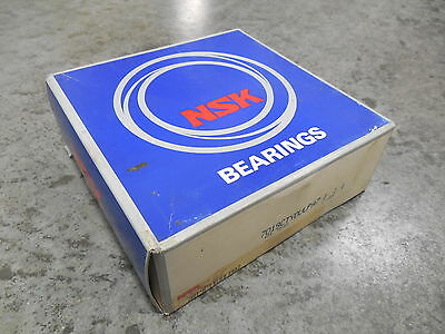 NEW NSK 7019CTYDULPA7 Super Precision Cylindrical Roller Bearing
