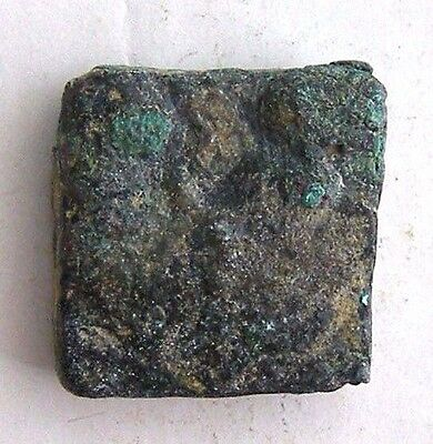 ANCIENT ROMAN BYZANTINE BRONZE WEIGHT great collection!!! #AR315-320