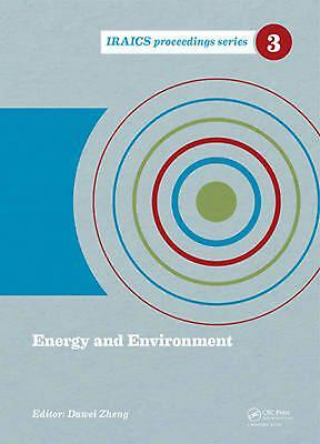 Energy and Environment: Proceedings of the 2014 International Conference on Ener