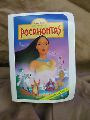 McDonalds Walt Disney Masterpiece Collection Pocahontas Figurine 1995 NIB
