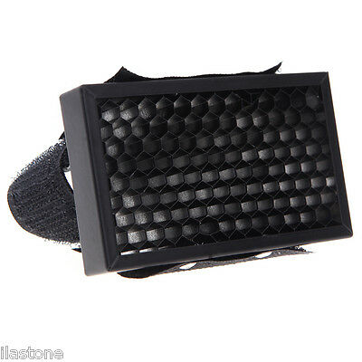 NEW Godox HC-01 Honeycomb Grid Filter for Canon Nikon YONGNUO Speedlite Flash US