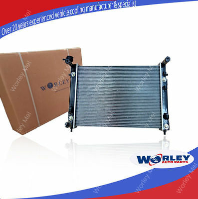 Brand New Radiator Holden Commodore VT(Series1&2) VX WH V6 Twin OilCooler AT/MT