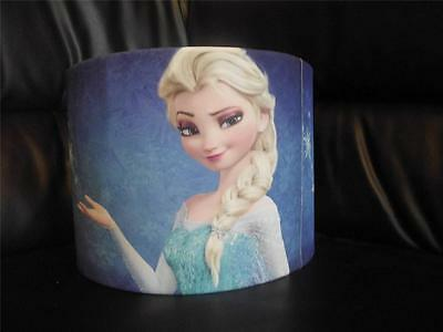 "FROZEN - ELSA only 10"" DRUM CEILING LAMPSHADE LIGHTSHADE"