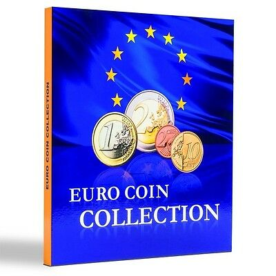 The NEW - Euro Coin Collection Album - for 26 Countries