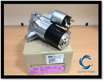 Genuine Ford Falcon BF MKIII/FG/ FG MKII, Territory SY/SZ Starter Motor. 6cyl
