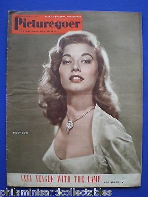 Picturegoer magazine - April 21st  1951  Peggy Dow