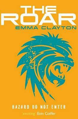 The Roar by Emma Clayton Paperback Book Free Shipping!