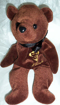 "Abraham Lincoln ""1999"" Cris Ta Bears Brown 8.5"" Beanbag Plush"