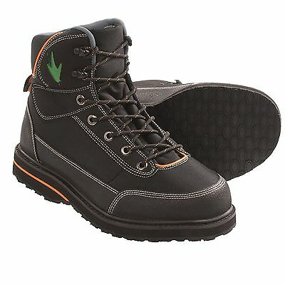 New Size #9 Frogg Toggs Kikker Rubber Sole Fishing Wading Boot Free Stud Kit