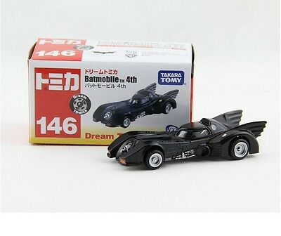 TAKARA TOMY DC Batmobile Dream TOMICA   No. 146