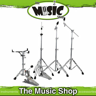 New Pearl 830 Series Hardware Pack - Pedal, Hihat, Straight, Boom & Snare Stands