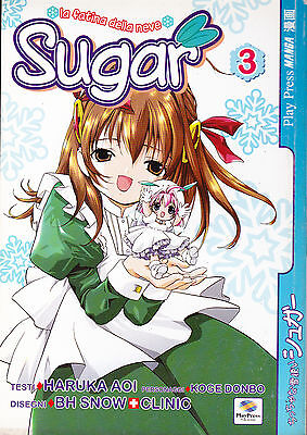 SUGAR n° 3 - ed. Play Press