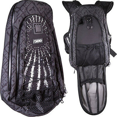 509 Back Country Snowmobile Backpack This Fits and Attaches to the 509 Tek Vest