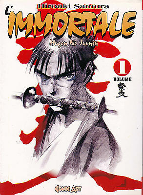 L'IMMORTALE n°  1 Edizione Comic Art