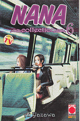 NANA COLLECTION n°  6 - Edizione Planet Manga