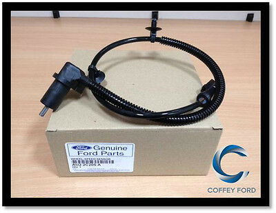 Genuine Ford Falcon AU/BA/BF LHF ABS Wheel Speed Sensor. Left Front Brake.