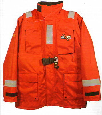 AXIS PILOT - Inflatable Wet Weather Jacket / Life Jacket - Brand NEW - LGE Adult