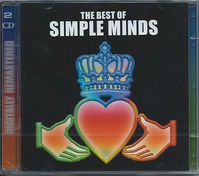 Simple Minds - The Best Of / Greatest Hits (2CD 2001) NEW/SEALED