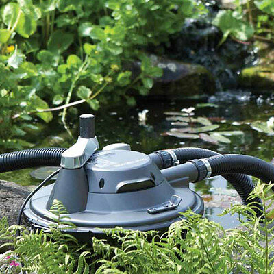 Hozelock BioForce Revolution 6000 - Pressurised Pond Filter