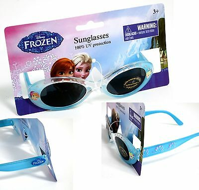 Disney Frozen Elsa Anna Young Girls Sunglasses 100% Uv Protection