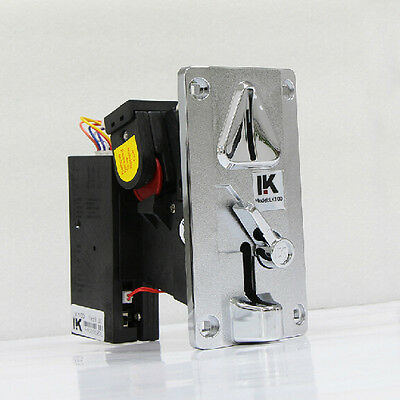 New LK100 CPU Coin Acceptor coin Selector for arcade, slot and vending machine
