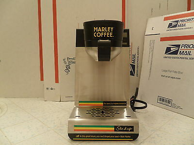 Rare Marley Coffee Maker Promo Only