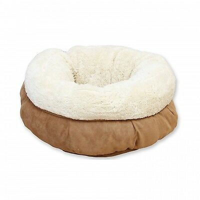 All For Paws AFP Cat Kitten Donut Plush Bed