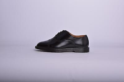 Dr MARTENS scarpe CAINE BLACK shoes