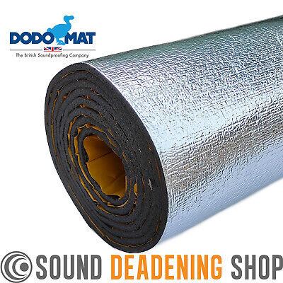 Dodo Van Insulation Liner 3m² Thermal Acoustic Sound Proofing Car Land Rover T5