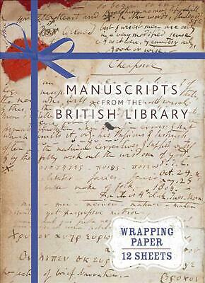 Manuscripts: from the British Library by British Library (English) Paperback Boo